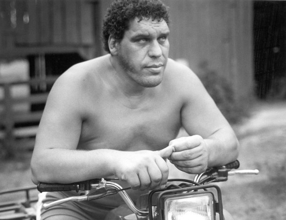 Happy birthday André the Giant