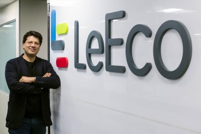 LeEco COO Atul Jain, interview with atul jain, leeco 2017 plans