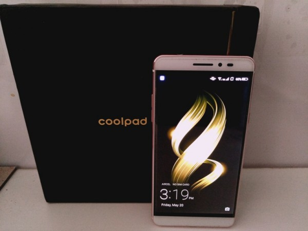 Coolpad Max first impressions