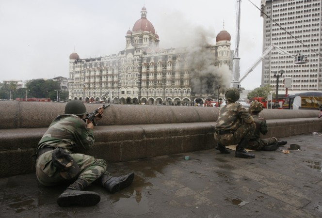 2008 Mumbai terror attacks