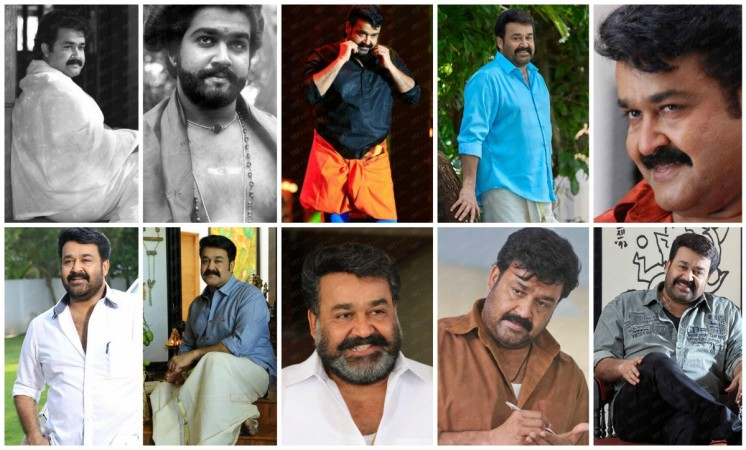 Happy Birthday Mohanlal