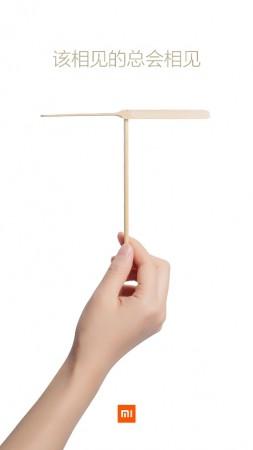 Xiaomi bamboo copter