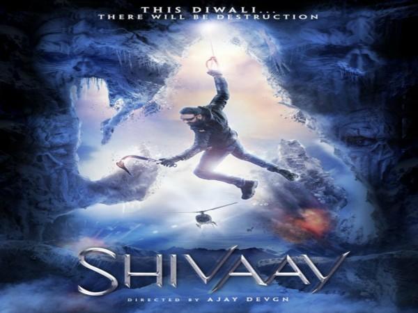 Shivaay poster