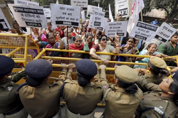 Jat violence