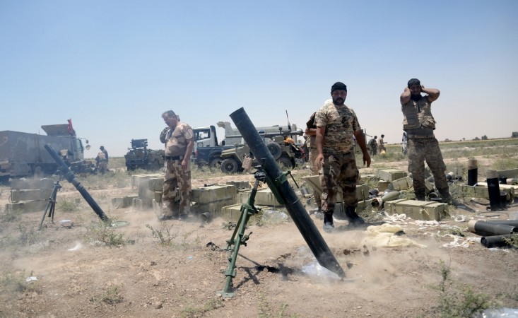 Iraq military launch offensive against ISIS