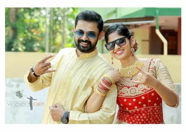 Malayalam actor Harikrishnan marries Divya