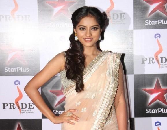 "Sandhya to get pregnant on ""Diya Aur Baati Hum."" Pictured: ""Diya Aur Baati Hum"" actress Deepika Singh aka Sandhya"