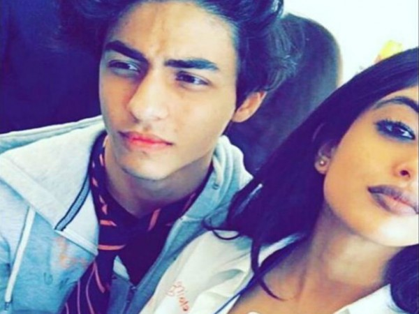 Aryan Khan and Navya Naveli Nanda