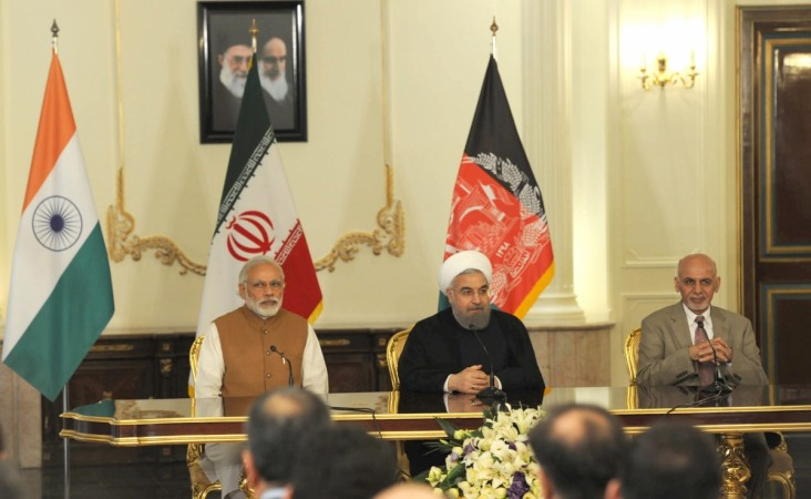 Iran India Afghan Trilateral