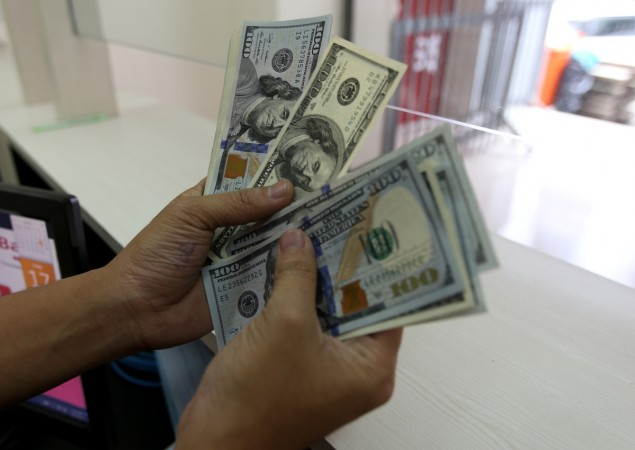 us dollar fii fpi indian equities foreign exchange