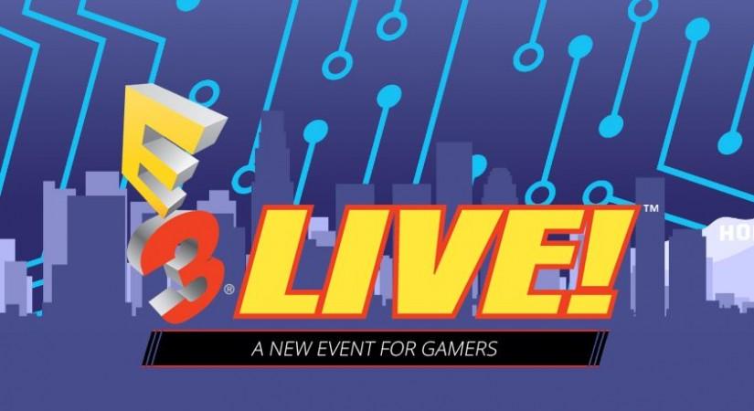 E3 Live announced