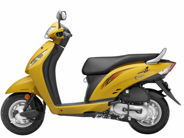 2016 Honda Activa i