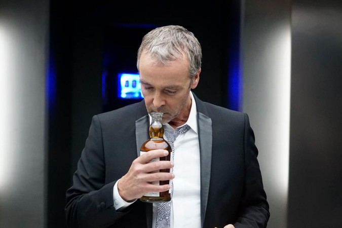 John Hannah as Dr Radcliffe in 'Agents of SHIELD'