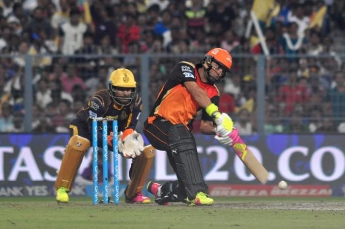 Yuvraj Singh Sunrisers Hyderabad KKR