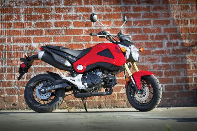 Honda imports Grom for testing in India