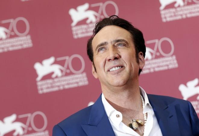 Nicolas Cage talks about developments on 'National Treasure 3'