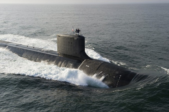 China submarine