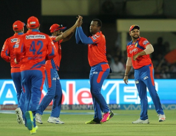 Gujarat Lions Smith Raina