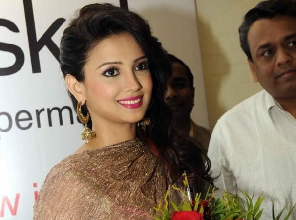"""Naagin"" actress Adaa Khan approached for ""Jhalak Dikhhla Jaa 9."" Pictured: Adaa Khan at an event in Patna"