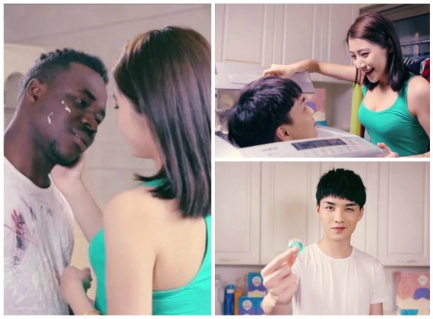 Chinese advertisement goes viral