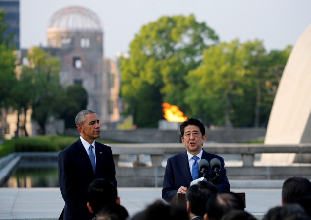 Obama at Hiroshima