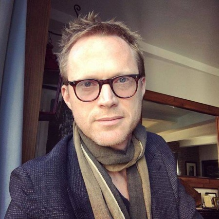 Happy birthday Paul Bettany