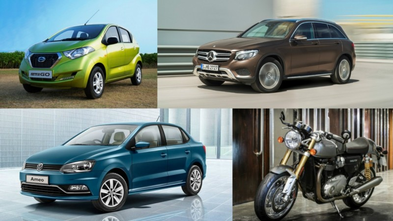 cars and bike to be launched in June