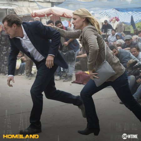 What new events occur in 'Homeland' Season 6?