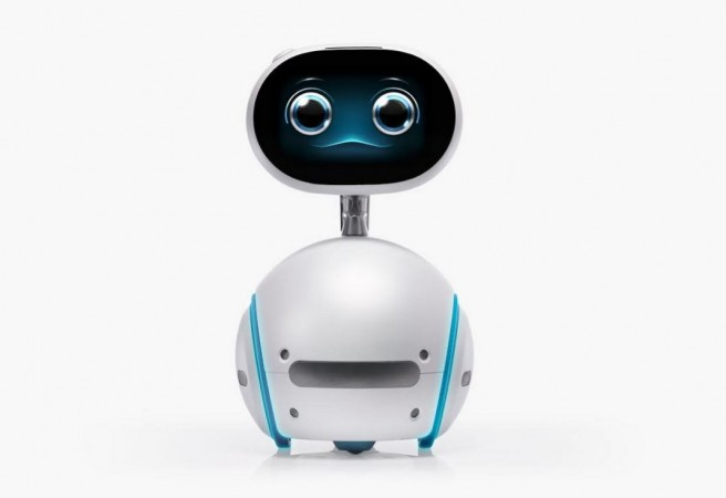 Zenvolution: Asus unveils robot assistant Zenbo at Computex 2016