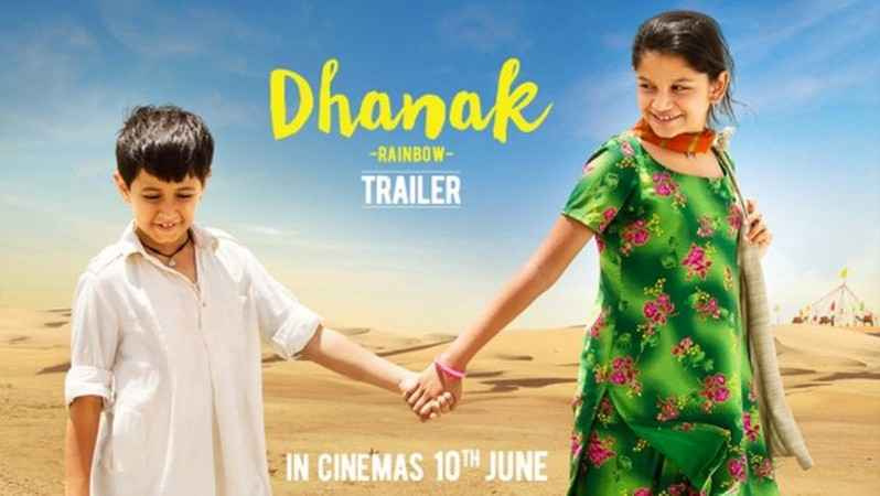 Dhanak poster
