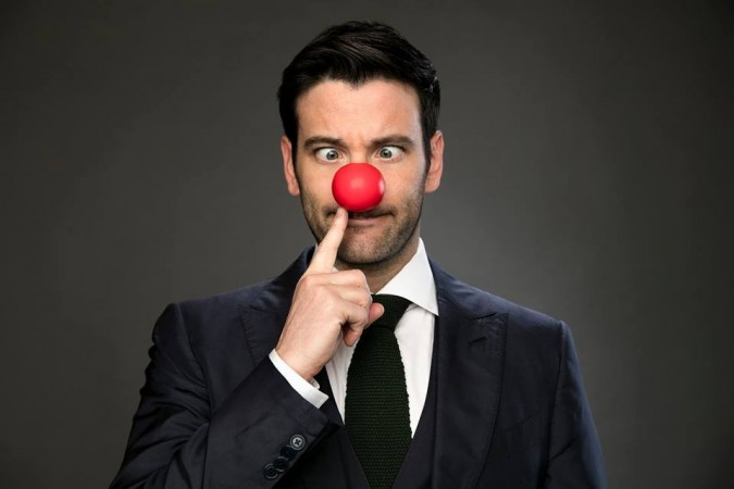 Colin Donnell, who portrays Dr Rhodes in 'Chicago Med'
