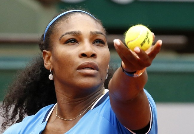 Serena Williams French Open 2016 third round