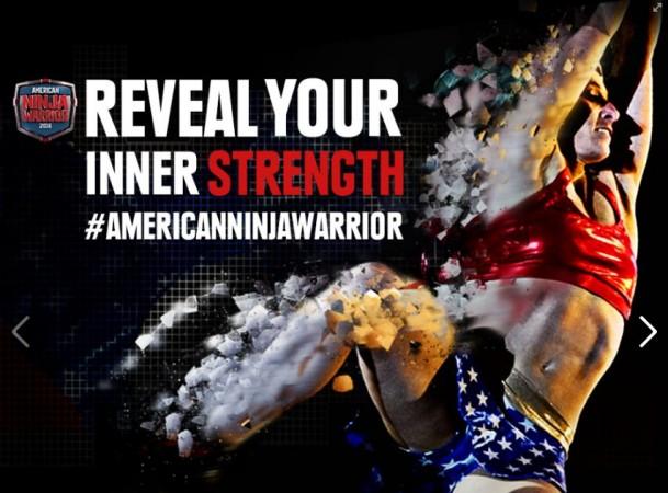"Jessie Graff returns to ""American Ninja Warrior"" channeling her inner Wonder Woman"