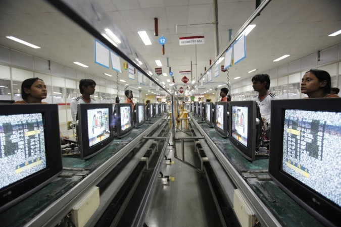 India's electronic sector
