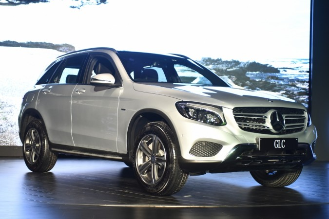 Mercedes-Benz GLC SUV launched