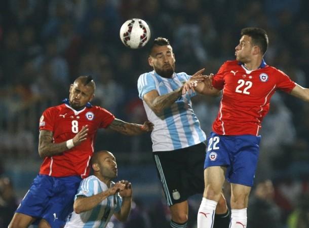 Argentina Chile Copa America