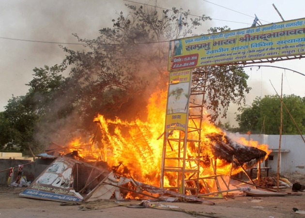 Mathura protests