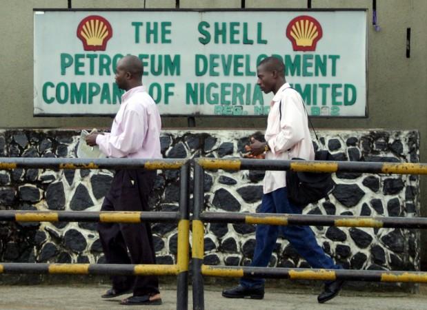 Shell installation Nigeria