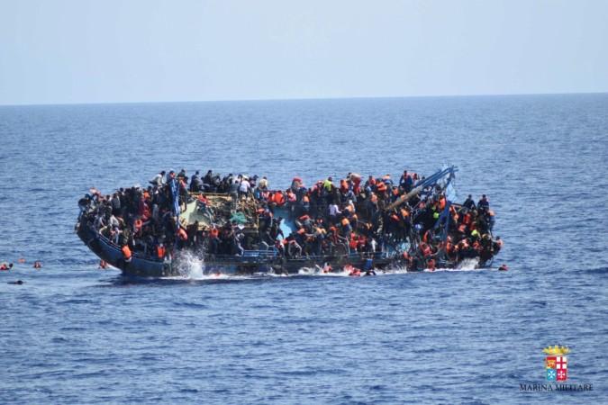 Libya boat capsize