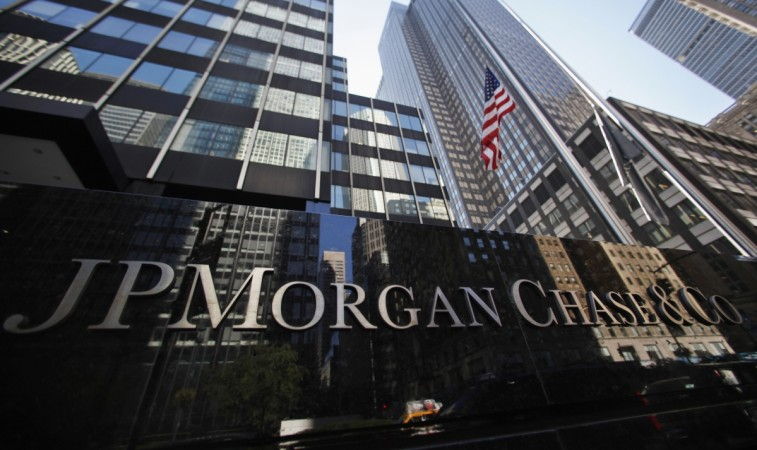 jp morgan chase  J.P. Morgan Chase & Co