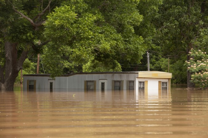 US floods: Texas