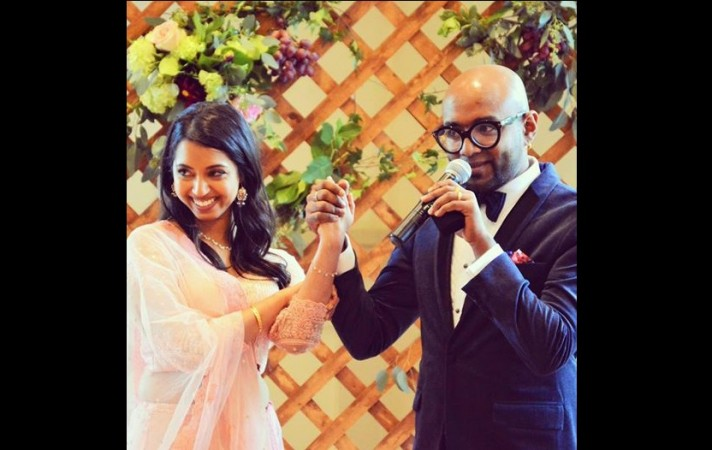 Catherine Thangam and Benny Dayal