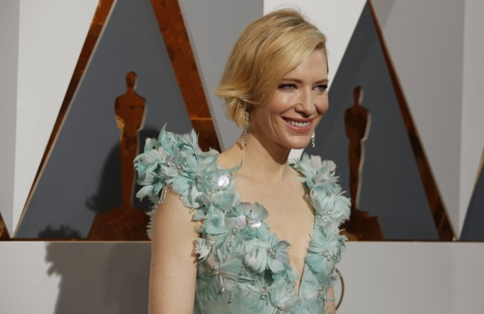 Kate Blanchett to join the cast of all-female 'Ocean's 11' reboot?