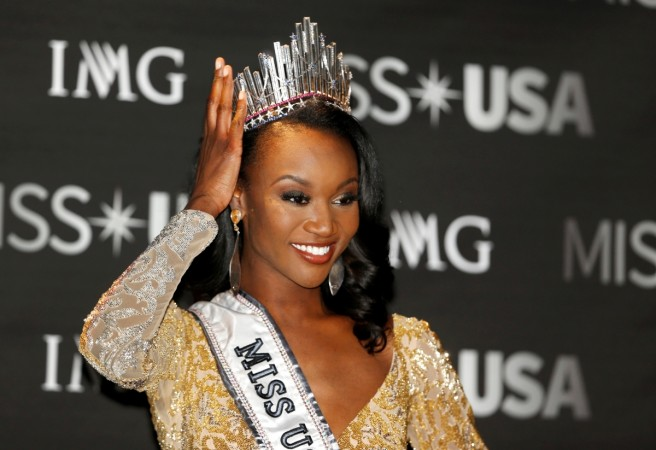 Deshauna Barber was crowned Miss USA on Monday, June 6