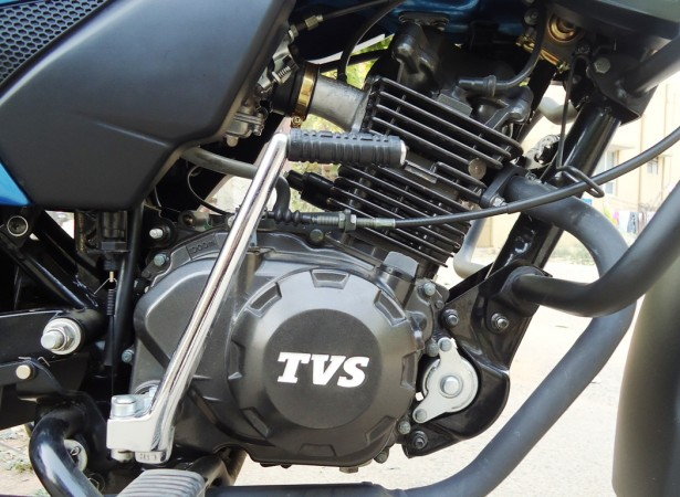 2016 TVS Victor