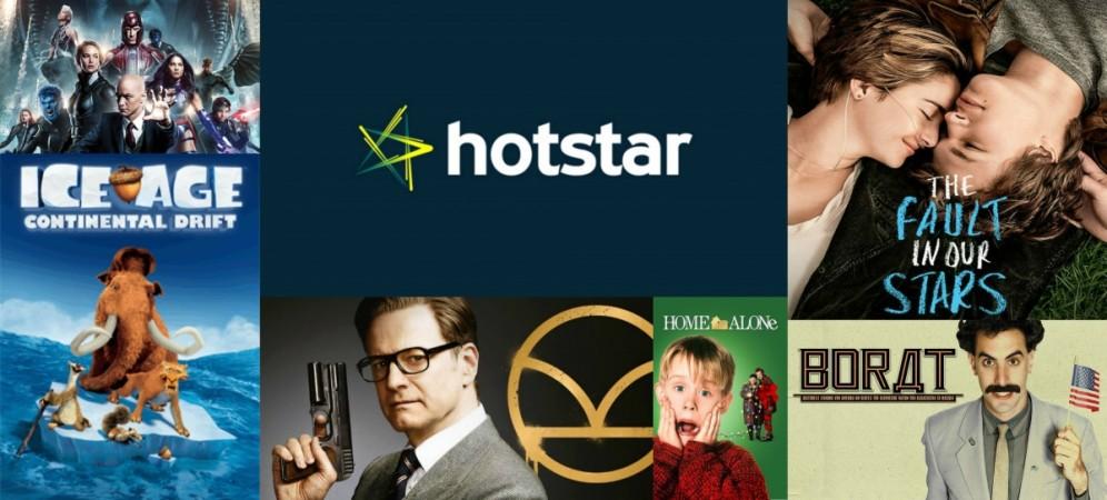 Hotstar collage