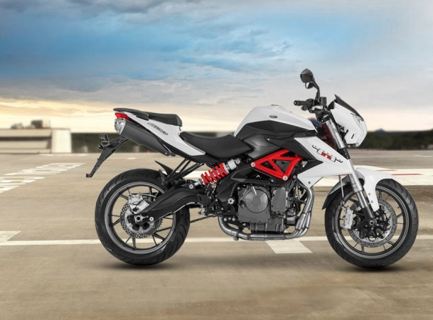 DSK Benelli TNT 600i ABS launched in India