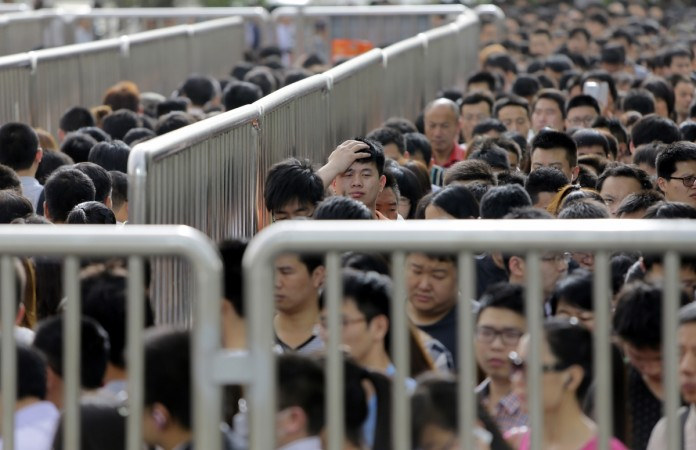Chinese living in Xinjiang's Ili need to provide DNA samples for travel documents