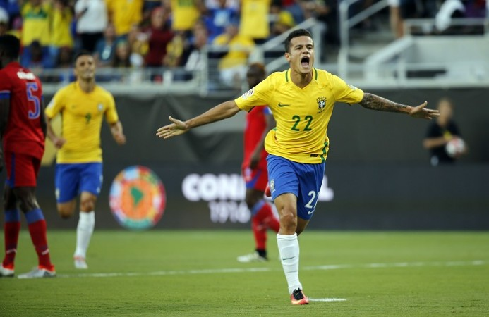Philippe Coutinho Brazil