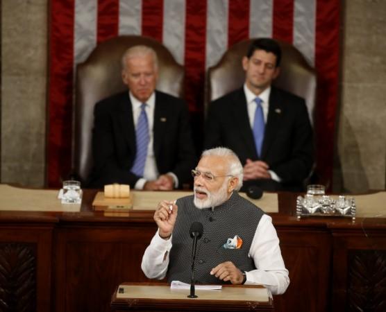Narendra Modi address speech US congress